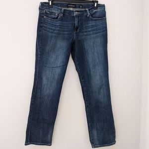 Lucky brand sweet straight ankle cheville 14 w 32